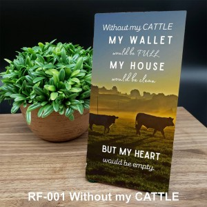 Without My Cattle
